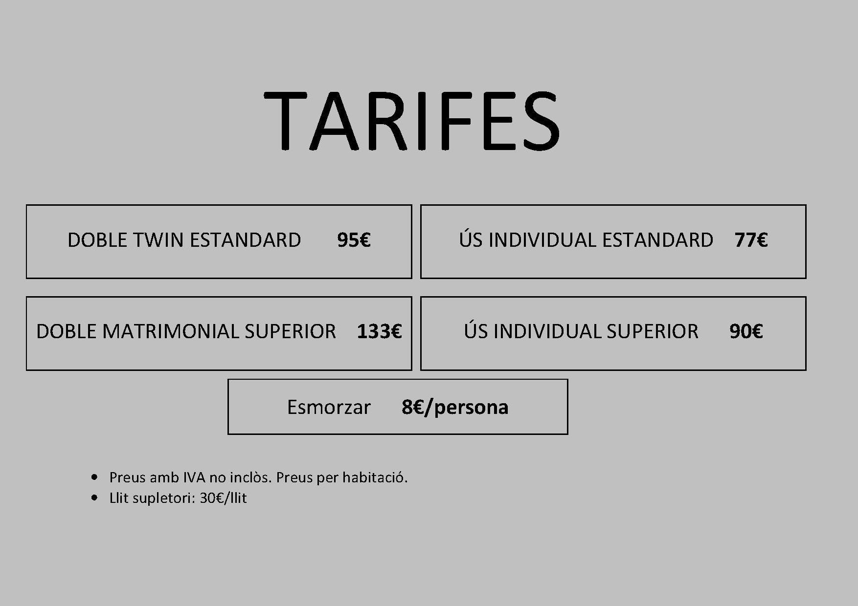 TarifesCA