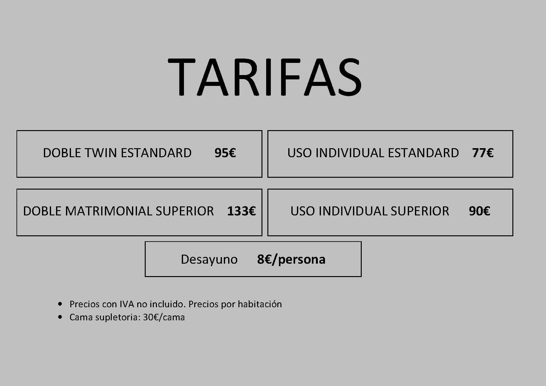 TarifesES